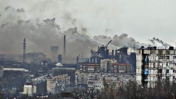 Жителі Маріуполя мітингуватимуть за право дихати чистим повітрям