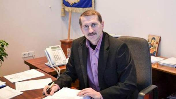 Мэр Дрогобыча Тарас Кучма побил активиста