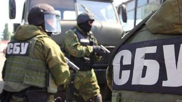 СБУ викрила спробу проросійських терористів завербувати громадянина України