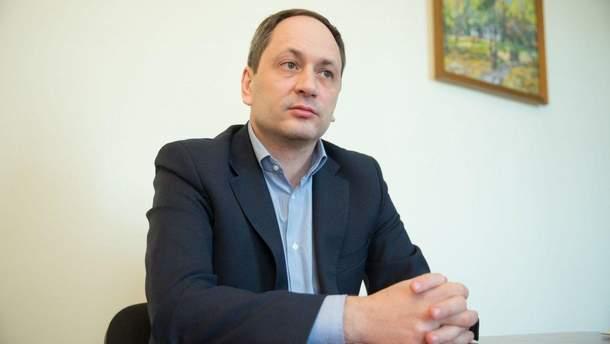 Глава МинВОТ Вадим Черныш
