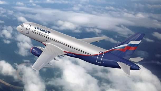 Російські авіакомпанії скоротили кількість польотів до окупованого Криму