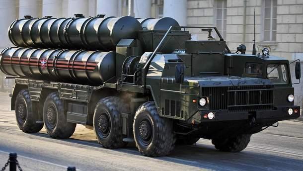 Росія не відмовиться від постачань ЗРК С-400 для Катару
