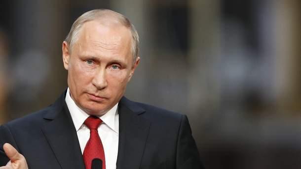 Путін підписав закон про контрсанкції