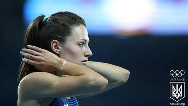 Украинки заняли все три призовых места на международном легкоатлетическом турнире