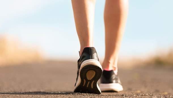 Швидка ходьба знижує ризик передчасної смерті
