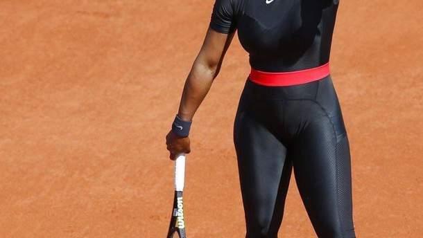 Серена Вільямс покинула Roland Garros