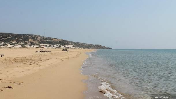 На кіпрському курорті помер український турист