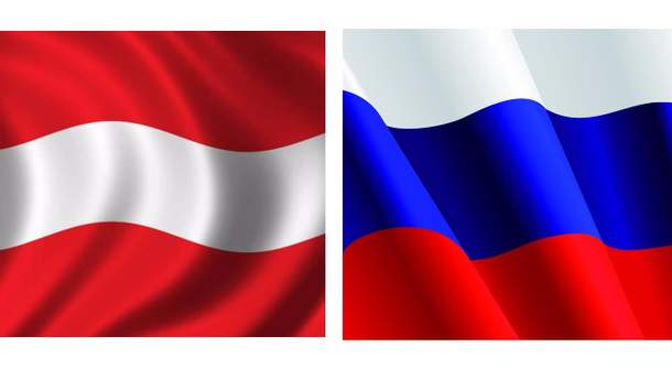 Візит Путіна в Австрію