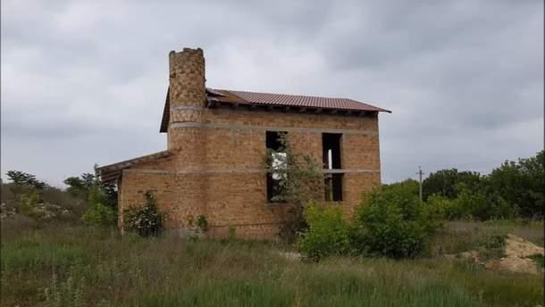 В оккупированном Крыму разрушили недостроенную мечеть