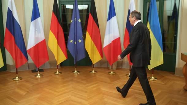 Зустріч глав МЗС нормандської четвірки має відбутись 11 червня у Берліні