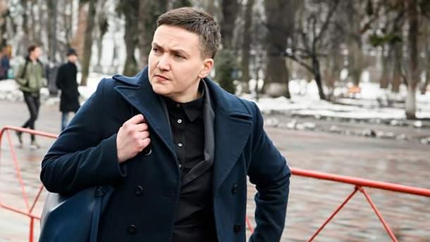 Вина Савченко не может быть подтверждена только полиграфом, – Маляр
