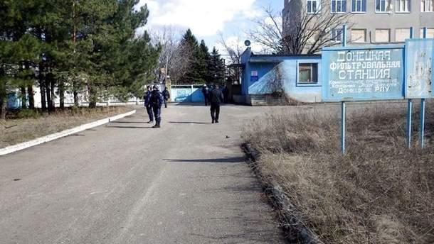 В районе Донецкой фильтровальной станции произошел серьезный бой, – МТОТ