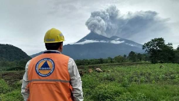 Вулкан Фуэго