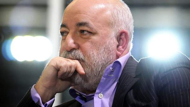 Российский миллиардер Виктор Вексельберг
