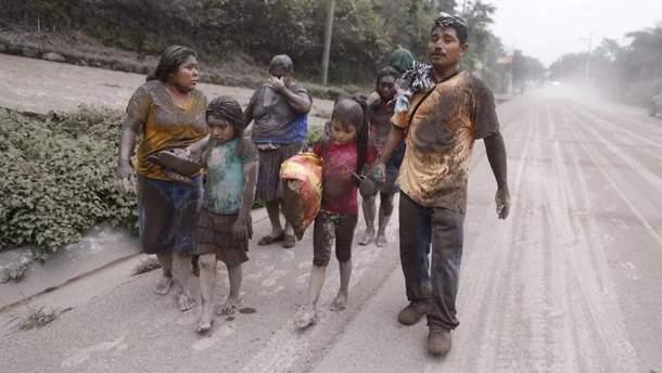 Люди у Гватемалі