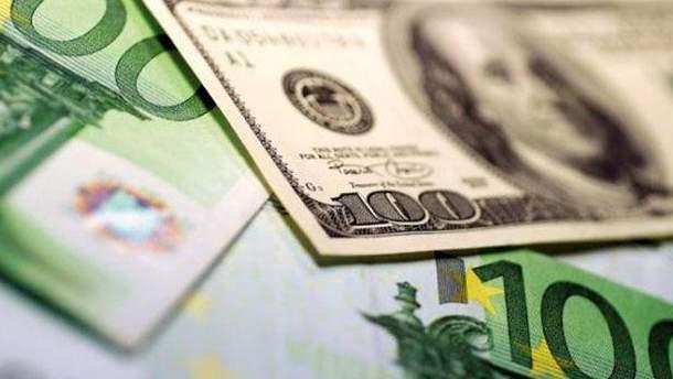 Курс валют НБУ на 6 червня: долар зростає, євро падає