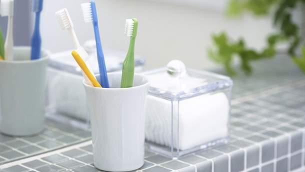 Зубна щітка може викликати рак, – вчені