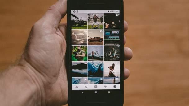Алгоритми формування стрічки Instagram