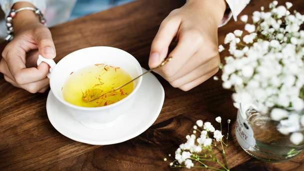 Зеленый чай защитит от инфаркта