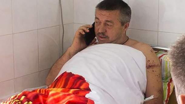 В Одесской области ранили депутата Сергея Червачова