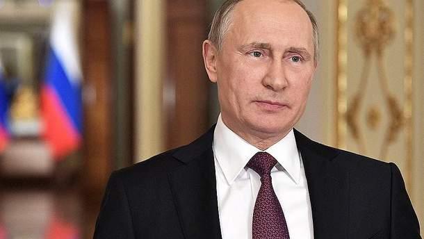 Путина удивляет, почему Украина до сих пор не предоставила Донбассу статуса территории с широкими полномочиями