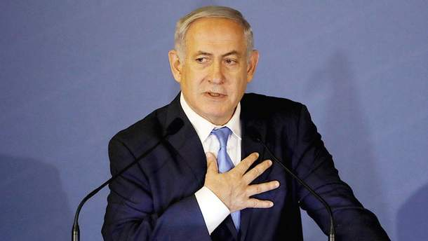 В Ізраїлі запобігли замаху на прем'єра Нетаньяху