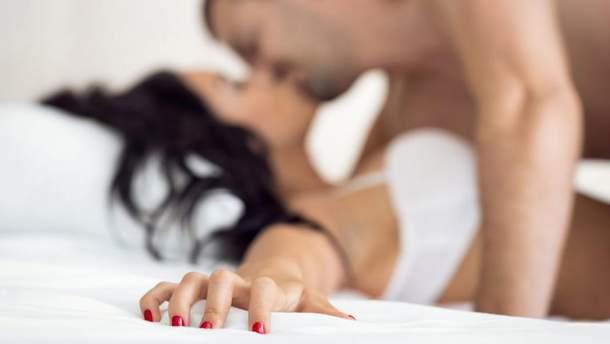 Секс лечит 8 распространенных болезней