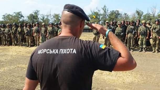 В Николаеве пьяные морские пехотинцы избили пожилого волонтера