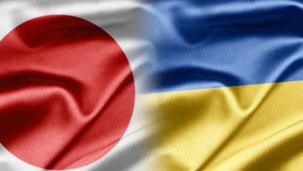 В Японии подумывают над тем, чтобы дать Украине кредит