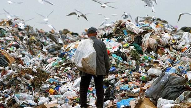 В Кабмине планируют к 2030 году перерабатывать 70% бытовых отходов