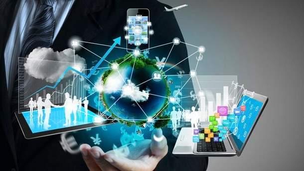Украина в рейтинге развития технологий заняла 38 место