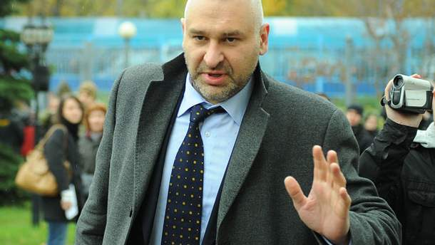 Фейгин подал жалобу относительно российского приговора Роману Сущенко