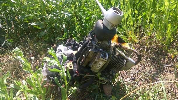 Подразделение радиотехнических войск ООС сбило вражеский беспилотник на Донбассе