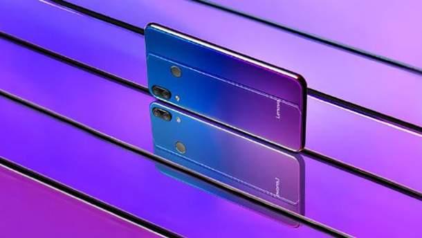 Lenovo Z5 официально презентовали в Китае