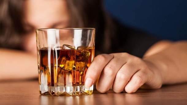 Алкогольне отруєння: симптоми та лікування