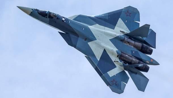 Заяви Росії про запуск крилатих ракет за допомогою Су-57 в Сирії можуть бути брехнею