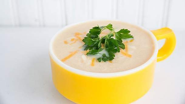Рецепти холодних супів