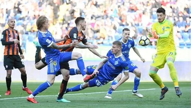 Календарь УПЛ 2018-2019: расписание матчей нового сезона