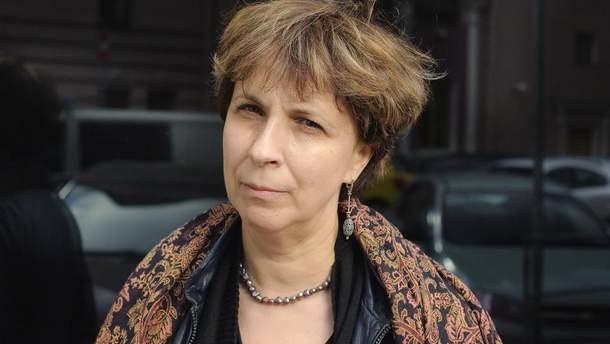 Российская журналистка Зоя Светова