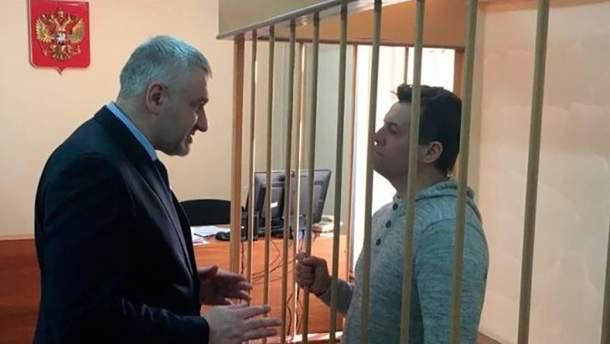 Марк Фейгин и Роман Сущенко