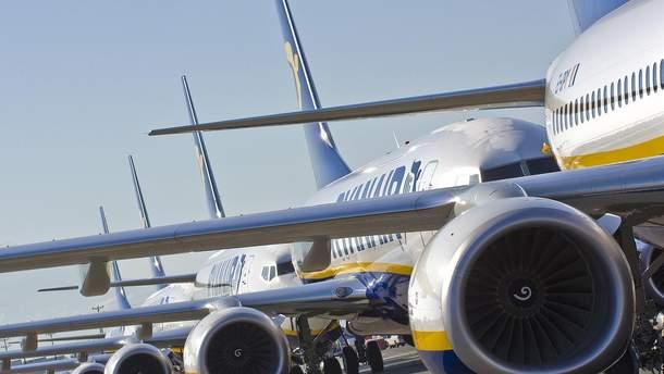 У Ryanair потролили Lufthansa