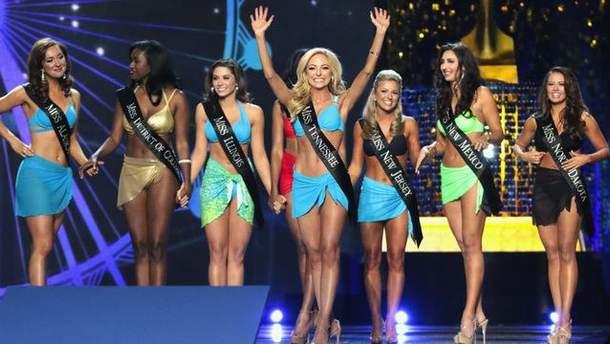 """На """"Міс Америка"""" більше не буде дефіле у купальниках"""