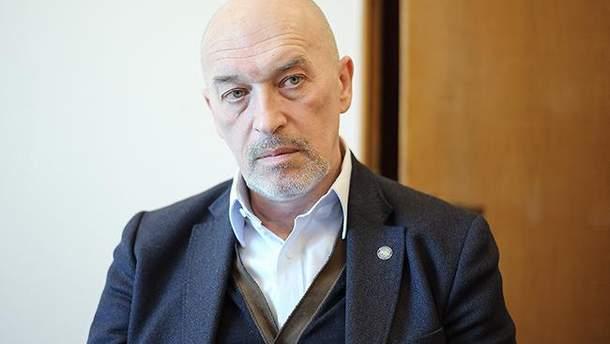 Тука рассказал, что существует три угрозы экологии Донбасса, если не выкачивать воду из местных шахт