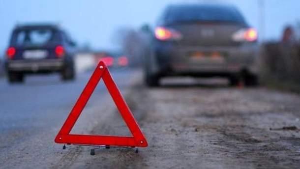 В России микроавтобус с украинцами попал в аварию