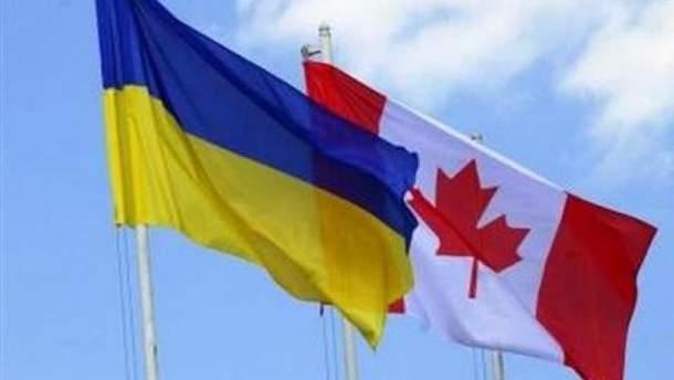 6 июня Украина запускает первый прямой авиарейс в Канаду