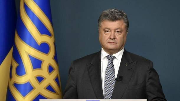 Порошенко поздравил украинцев с Днем журналиста