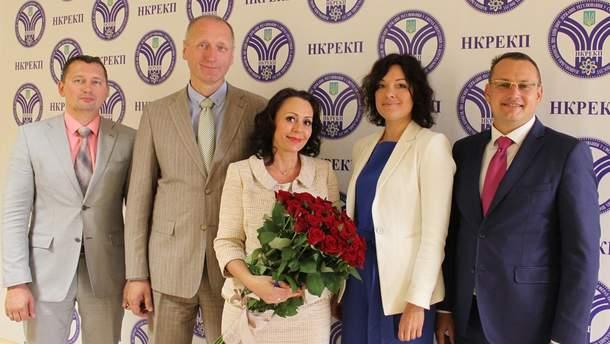 Председателем НКРЕКП избрана Оксана Кривенко