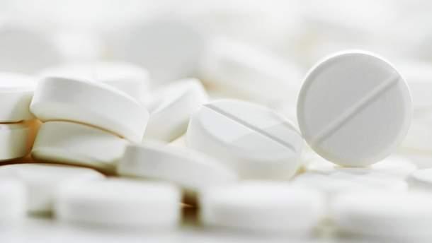 В Украине возобновили продажу аспирина