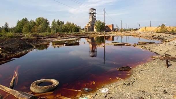 """Тука показав, як окупований Донецьк """"провалюється"""" під землю (ілюстративне фото)"""