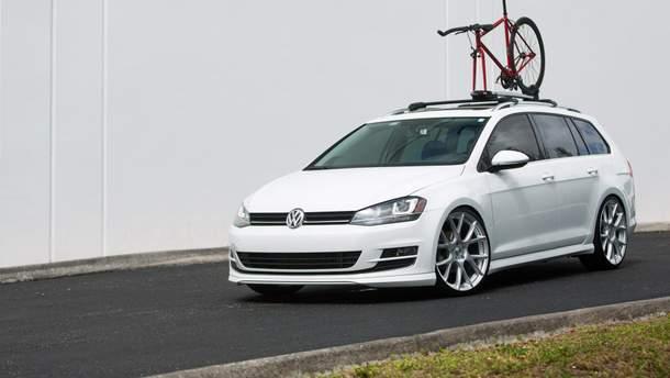 В Украине аннулируют регистрацию 2,8 тысяч Volkswagen Golf Sportwagen